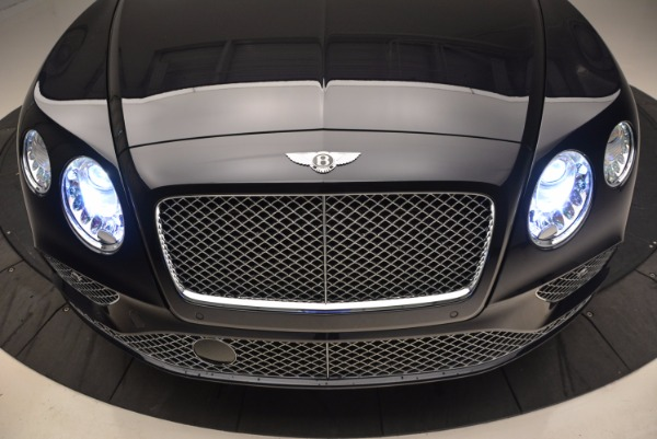 New 2017 Bentley Continental GT W12 for sale Sold at Rolls-Royce Motor Cars Greenwich in Greenwich CT 06830 14