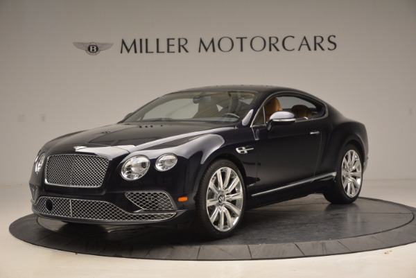 New 2017 Bentley Continental GT W12 for sale Sold at Rolls-Royce Motor Cars Greenwich in Greenwich CT 06830 2