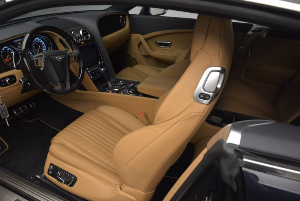 New 2017 Bentley Continental GT W12 for sale Sold at Rolls-Royce Motor Cars Greenwich in Greenwich CT 06830 20