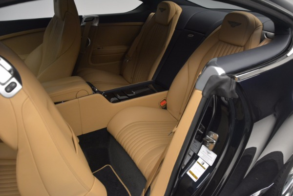 New 2017 Bentley Continental GT W12 for sale Sold at Rolls-Royce Motor Cars Greenwich in Greenwich CT 06830 23