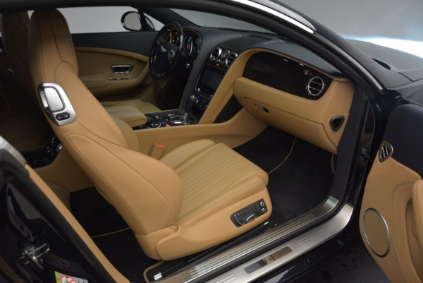 New 2017 Bentley Continental GT W12 for sale Sold at Rolls-Royce Motor Cars Greenwich in Greenwich CT 06830 27