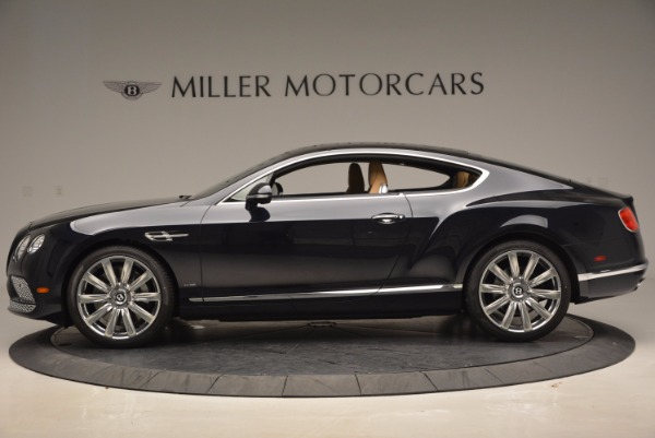 New 2017 Bentley Continental GT W12 for sale Sold at Rolls-Royce Motor Cars Greenwich in Greenwich CT 06830 3
