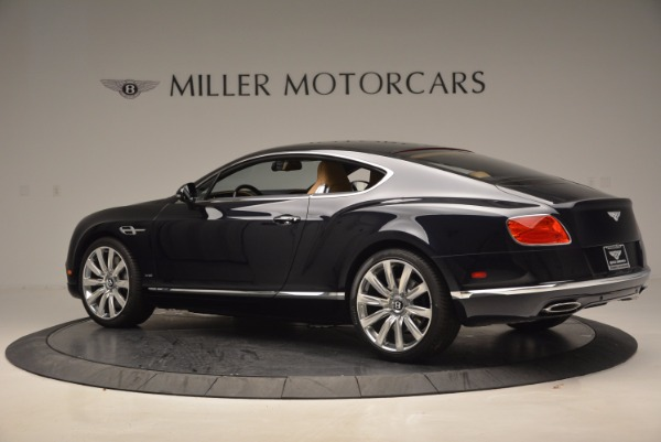 New 2017 Bentley Continental GT W12 for sale Sold at Rolls-Royce Motor Cars Greenwich in Greenwich CT 06830 4