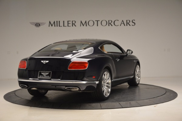New 2017 Bentley Continental GT W12 for sale Sold at Rolls-Royce Motor Cars Greenwich in Greenwich CT 06830 7