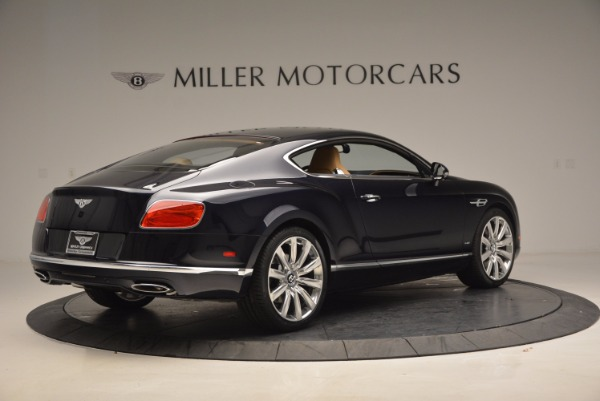 New 2017 Bentley Continental GT W12 for sale Sold at Rolls-Royce Motor Cars Greenwich in Greenwich CT 06830 8