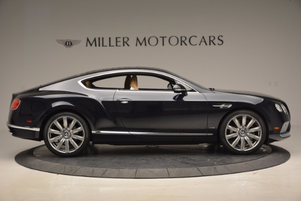 New 2017 Bentley Continental GT W12 for sale Sold at Rolls-Royce Motor Cars Greenwich in Greenwich CT 06830 9