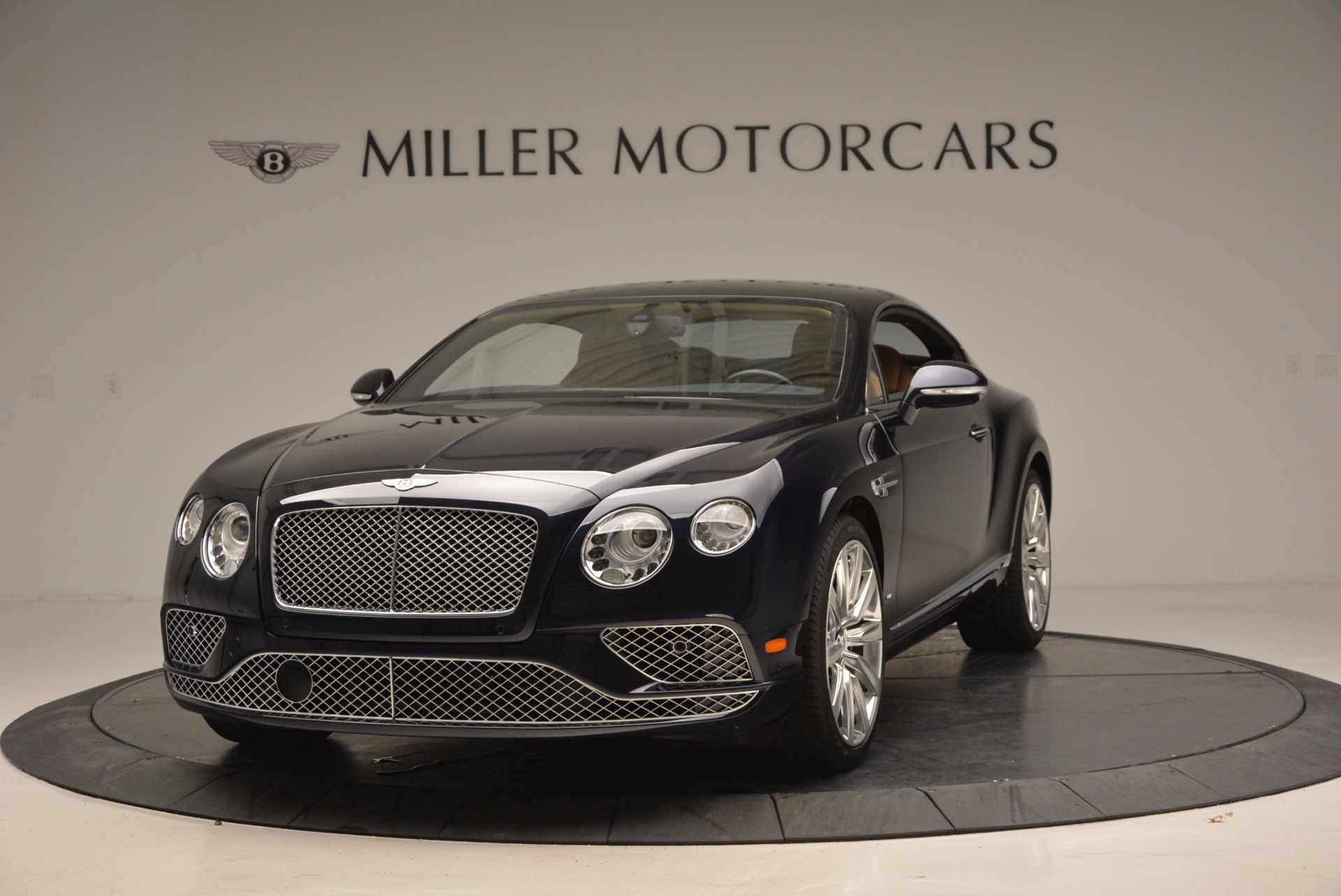 New 2017 Bentley Continental GT W12 for sale Sold at Rolls-Royce Motor Cars Greenwich in Greenwich CT 06830 1