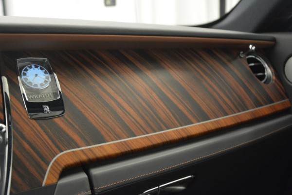 Used 2015 Rolls-Royce Wraith for sale Sold at Rolls-Royce Motor Cars Greenwich in Greenwich CT 06830 23