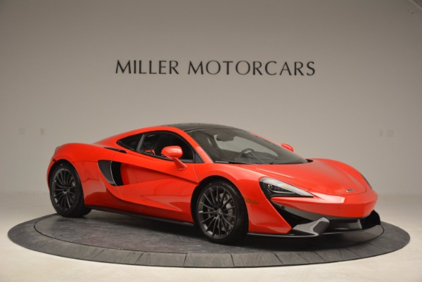 Used 2017 McLaren 570GT Coupe for sale Sold at Rolls-Royce Motor Cars Greenwich in Greenwich CT 06830 10