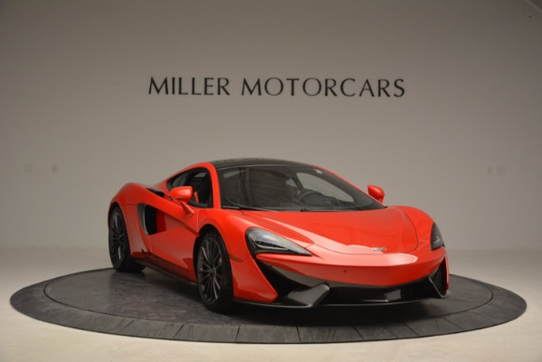 Used 2017 McLaren 570GT Coupe for sale Sold at Rolls-Royce Motor Cars Greenwich in Greenwich CT 06830 11