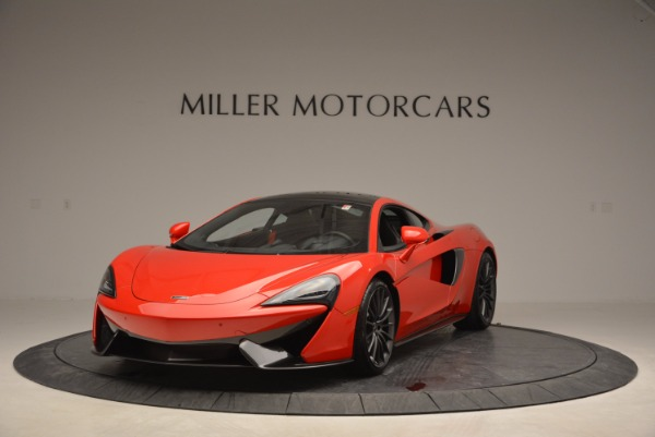 Used 2017 McLaren 570GT Coupe for sale Sold at Rolls-Royce Motor Cars Greenwich in Greenwich CT 06830 2