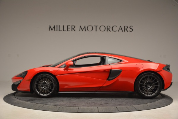 Used 2017 McLaren 570GT Coupe for sale Sold at Rolls-Royce Motor Cars Greenwich in Greenwich CT 06830 3