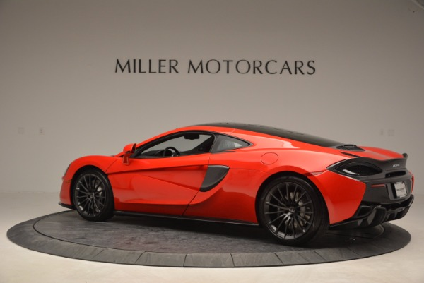 Used 2017 McLaren 570GT Coupe for sale Sold at Rolls-Royce Motor Cars Greenwich in Greenwich CT 06830 4