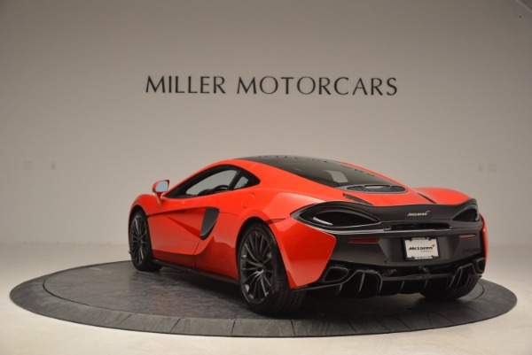 Used 2017 McLaren 570GT Coupe for sale Sold at Rolls-Royce Motor Cars Greenwich in Greenwich CT 06830 5