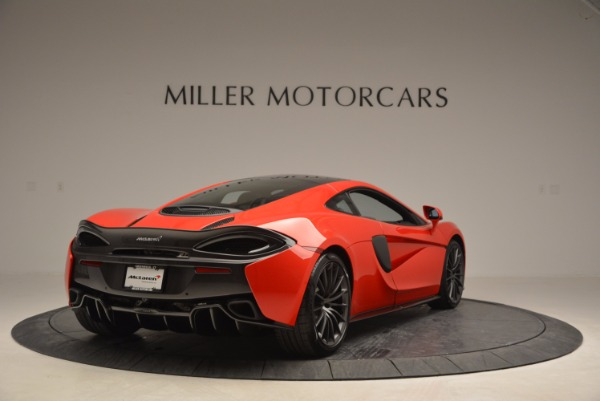 Used 2017 McLaren 570GT Coupe for sale Sold at Rolls-Royce Motor Cars Greenwich in Greenwich CT 06830 7