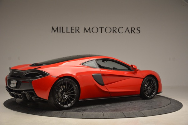 Used 2017 McLaren 570GT Coupe for sale Sold at Rolls-Royce Motor Cars Greenwich in Greenwich CT 06830 8