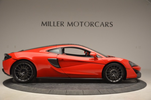 Used 2017 McLaren 570GT Coupe for sale Sold at Rolls-Royce Motor Cars Greenwich in Greenwich CT 06830 9