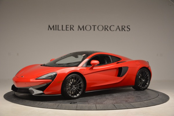 Used 2017 McLaren 570GT Coupe for sale Sold at Rolls-Royce Motor Cars Greenwich in Greenwich CT 06830 1