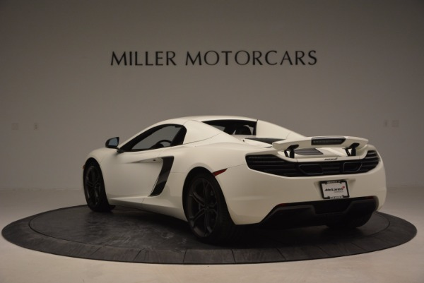 Used 2014 McLaren MP4-12C Spider for sale Sold at Rolls-Royce Motor Cars Greenwich in Greenwich CT 06830 16
