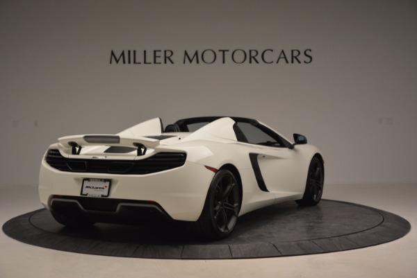 Used 2014 McLaren MP4-12C Spider for sale Sold at Rolls-Royce Motor Cars Greenwich in Greenwich CT 06830 7