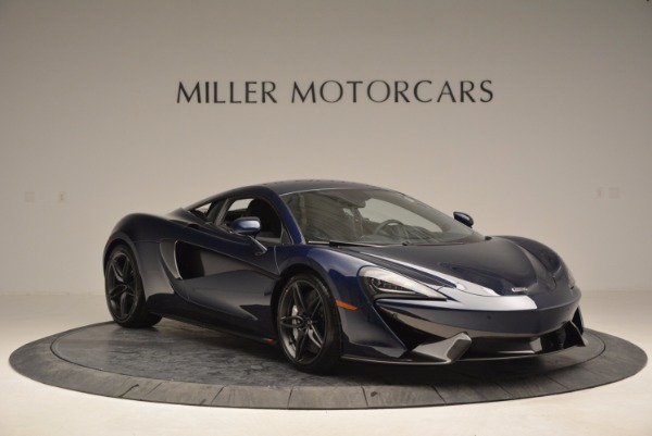 Used 2017 McLaren 570S for sale Sold at Rolls-Royce Motor Cars Greenwich in Greenwich CT 06830 11