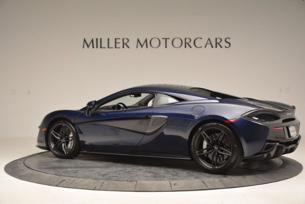 Used 2017 McLaren 570S for sale Sold at Rolls-Royce Motor Cars Greenwich in Greenwich CT 06830 4