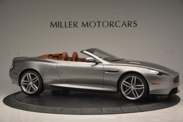 New 2016 Aston Martin DB9 GT Volante for sale Sold at Rolls-Royce Motor Cars Greenwich in Greenwich CT 06830 10