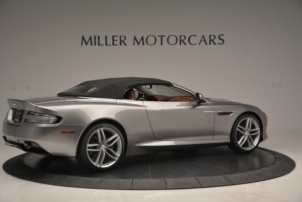 New 2016 Aston Martin DB9 GT Volante for sale Sold at Rolls-Royce Motor Cars Greenwich in Greenwich CT 06830 20
