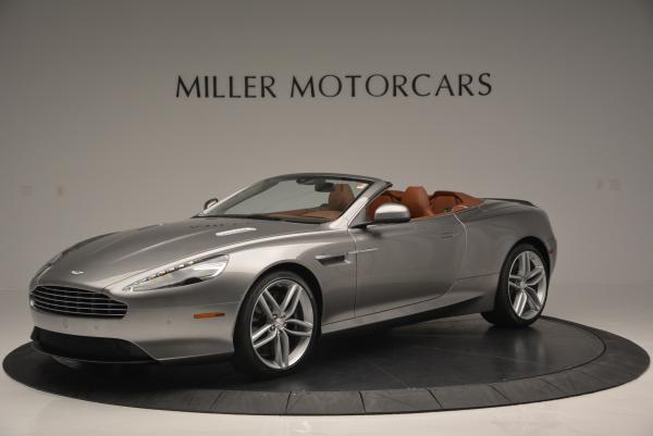 New 2016 Aston Martin DB9 GT Volante for sale Sold at Rolls-Royce Motor Cars Greenwich in Greenwich CT 06830 3