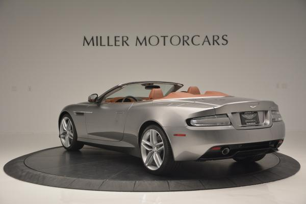New 2016 Aston Martin DB9 GT Volante for sale Sold at Rolls-Royce Motor Cars Greenwich in Greenwich CT 06830 5