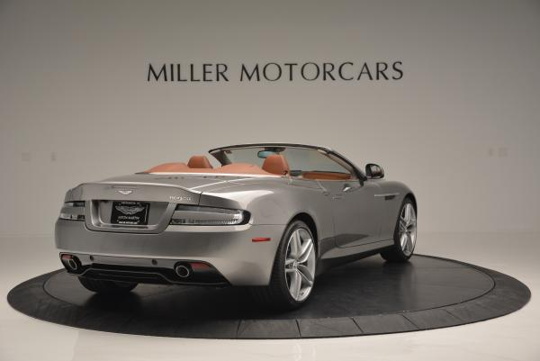 New 2016 Aston Martin DB9 GT Volante for sale Sold at Rolls-Royce Motor Cars Greenwich in Greenwich CT 06830 7