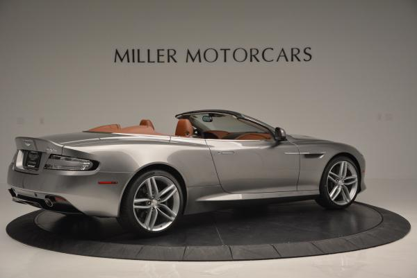 New 2016 Aston Martin DB9 GT Volante for sale Sold at Rolls-Royce Motor Cars Greenwich in Greenwich CT 06830 9