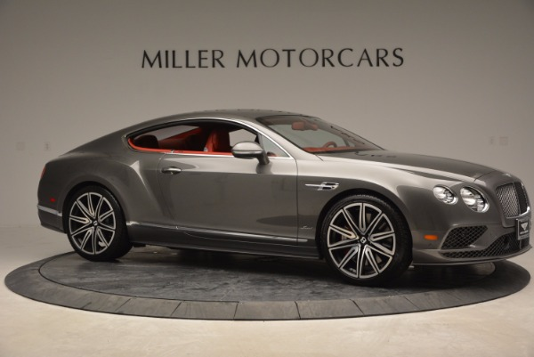 Used 2016 Bentley Continental GT Speed for sale Sold at Rolls-Royce Motor Cars Greenwich in Greenwich CT 06830 10