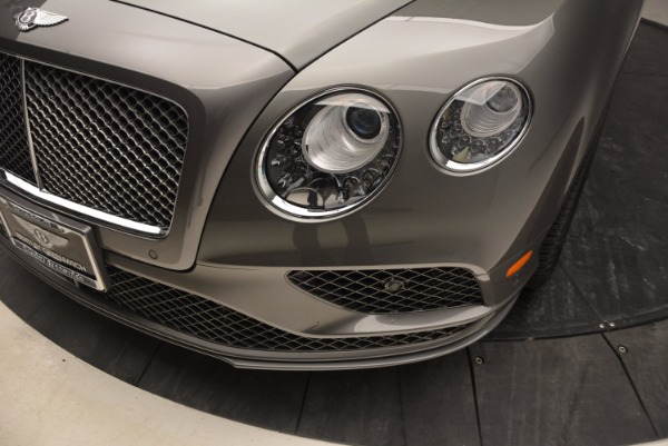 Used 2016 Bentley Continental GT Speed for sale Sold at Rolls-Royce Motor Cars Greenwich in Greenwich CT 06830 14