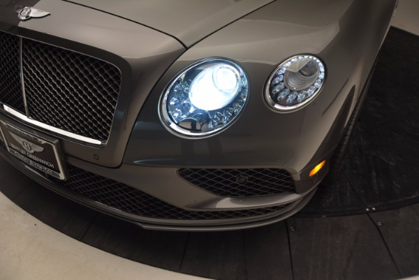 Used 2016 Bentley Continental GT Speed for sale Sold at Rolls-Royce Motor Cars Greenwich in Greenwich CT 06830 16