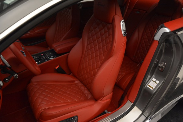 Used 2016 Bentley Continental GT Speed for sale Sold at Rolls-Royce Motor Cars Greenwich in Greenwich CT 06830 26