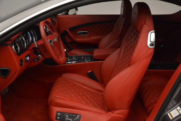 Used 2016 Bentley Continental GT Speed for sale Sold at Rolls-Royce Motor Cars Greenwich in Greenwich CT 06830 27