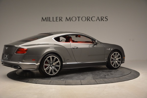 Used 2016 Bentley Continental GT Speed for sale Sold at Rolls-Royce Motor Cars Greenwich in Greenwich CT 06830 8