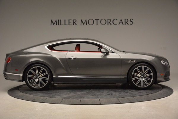 Used 2016 Bentley Continental GT Speed for sale Sold at Rolls-Royce Motor Cars Greenwich in Greenwich CT 06830 9