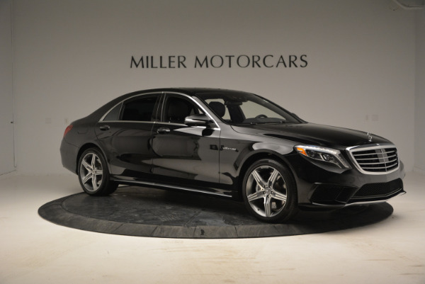 Used 2014 Mercedes Benz S-Class S 63 AMG for sale Sold at Rolls-Royce Motor Cars Greenwich in Greenwich CT 06830 10