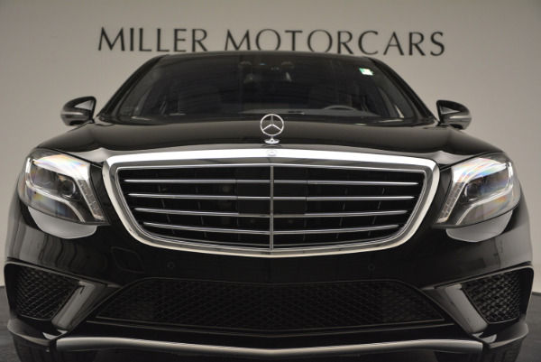 Used 2014 Mercedes Benz S-Class S 63 AMG for sale Sold at Rolls-Royce Motor Cars Greenwich in Greenwich CT 06830 13