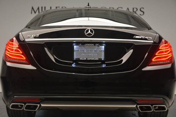 Used 2014 Mercedes Benz S-Class S 63 AMG for sale Sold at Rolls-Royce Motor Cars Greenwich in Greenwich CT 06830 15