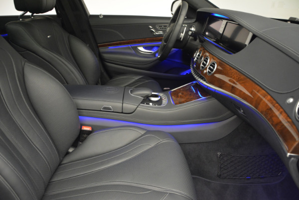 Used 2014 Mercedes Benz S-Class S 63 AMG for sale Sold at Rolls-Royce Motor Cars Greenwich in Greenwich CT 06830 24