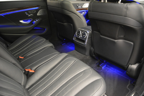 Used 2014 Mercedes Benz S-Class S 63 AMG for sale Sold at Rolls-Royce Motor Cars Greenwich in Greenwich CT 06830 26