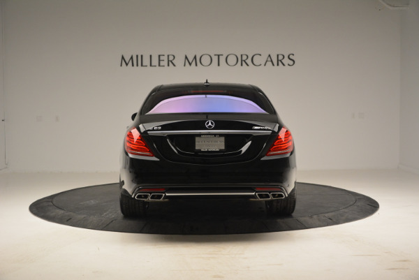 Used 2014 Mercedes Benz S-Class S 63 AMG for sale Sold at Rolls-Royce Motor Cars Greenwich in Greenwich CT 06830 6