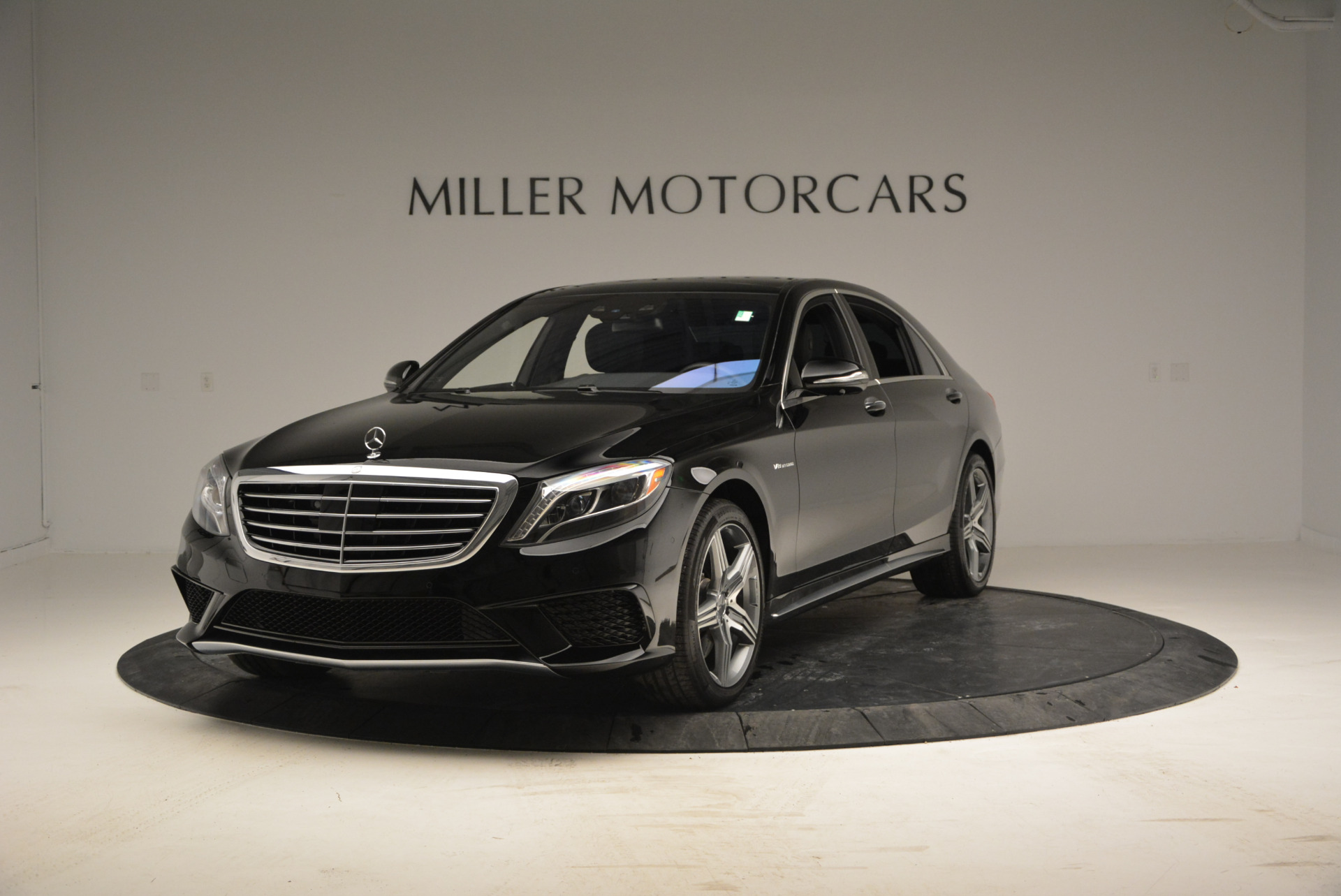 Used 2014 Mercedes Benz S-Class S 63 AMG for sale Sold at Rolls-Royce Motor Cars Greenwich in Greenwich CT 06830 1