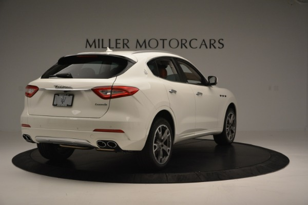 New 2017 Maserati Levante S for sale Sold at Rolls-Royce Motor Cars Greenwich in Greenwich CT 06830 7