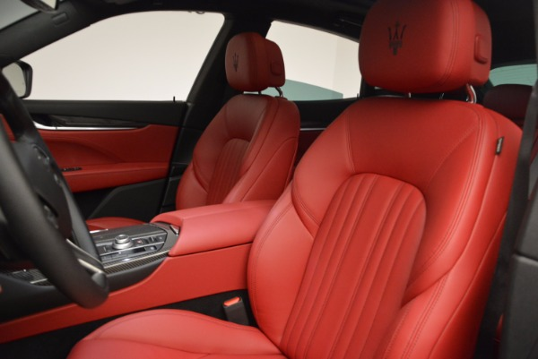 New 2017 Maserati Levante S for sale Sold at Rolls-Royce Motor Cars Greenwich in Greenwich CT 06830 16