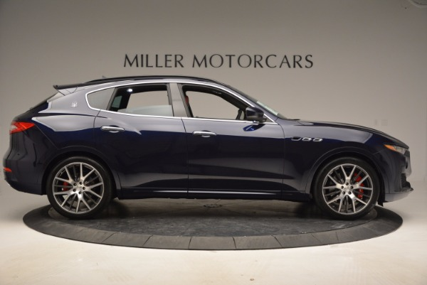 New 2017 Maserati Levante S for sale Sold at Rolls-Royce Motor Cars Greenwich in Greenwich CT 06830 9