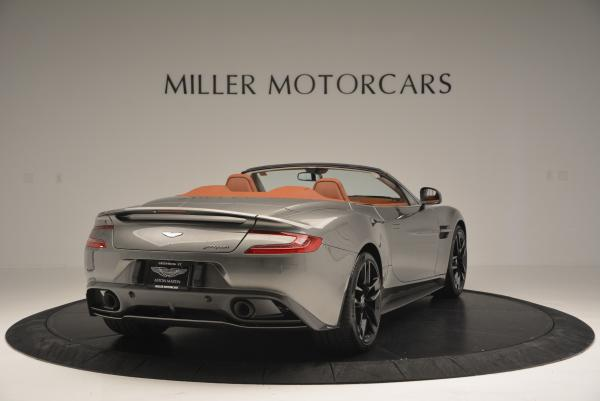New 2016 Aston Martin Vanquish Volante for sale Sold at Rolls-Royce Motor Cars Greenwich in Greenwich CT 06830 7